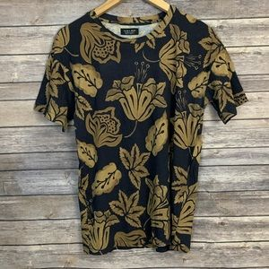 Zara Man Printed T-shirt